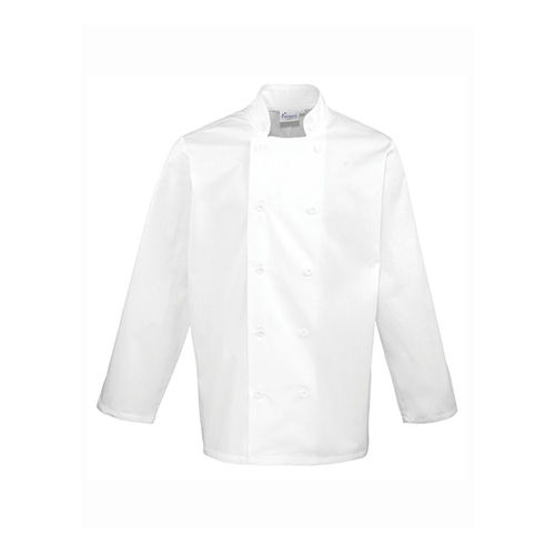 Essential Long Sleeve Chef´s Jacket [XS] (white) (Art.-Nr. CA663961)