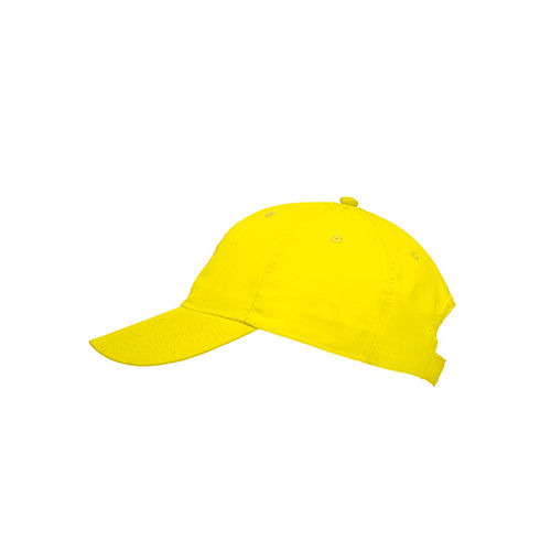 Six Panel Cap Meteor [One Size] (neon yellow) (Art.-Nr. CA695393)