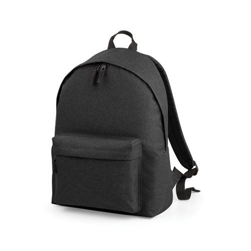 Two-Tone Fashion Backpack [31 x 42 x 21 cm] (anthracite) (Art.-Nr. CA704842)