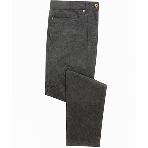 Mens Performance Chino Jean [30/34] (charcoal) (Art.-Nr. CA705615)