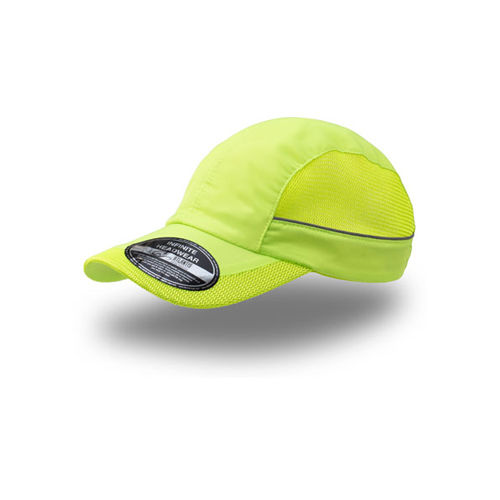 Runner Cap [One Size] (Yellow Fluo) (Art.-Nr. CA720323)