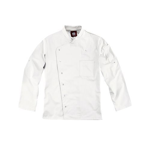 Chef´s Jacket Turin Man Classic [50] (white) (Art.-Nr. CA734439)