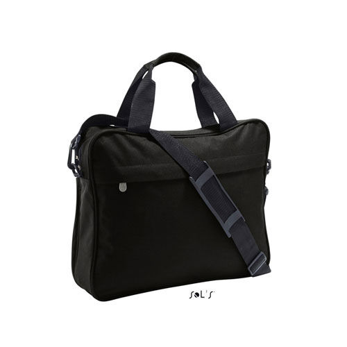 Businessbag Corporate [38 x 30 x 8 cm] (black) (Art.-Nr. CA759046)