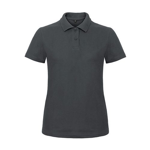 Polo ID.001 / Women [S] (anthracite) (Art.-Nr. CA778508)