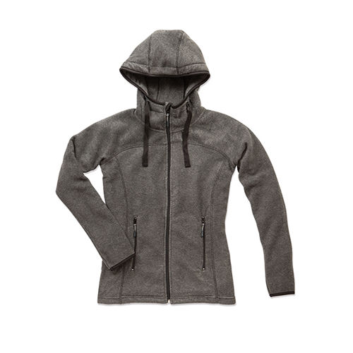 Active Power Fleece Jacket for women [S] (Anthra heather) (Art.-Nr. CA805382)