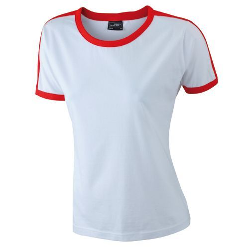 Ladies` Flag-T [XL] (white) (Art.-Nr. CA805474)