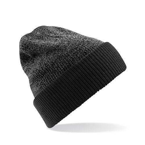 Reversible Heritage Beanie [One Size] (antique grey) (Art.-Nr. CA818206)