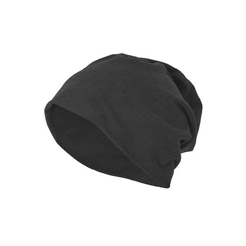 Jersey Beanie [One Size] (charcoal (heather)) (Art.-Nr. CA841724)