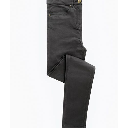 Ladies Performance Chino Jean [50 (22)/31] (charcoal) (Art.-Nr. CA844622)