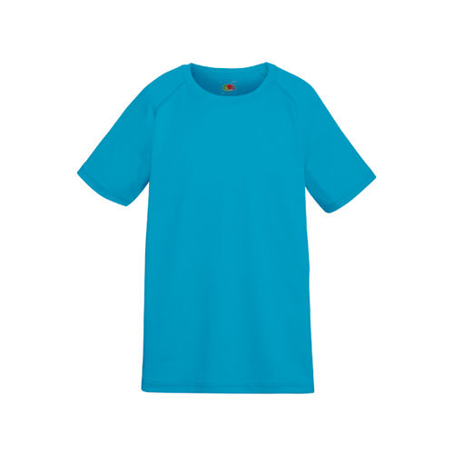Performance T Kids [128] (Azure blue) (Art.-Nr. CA865417)