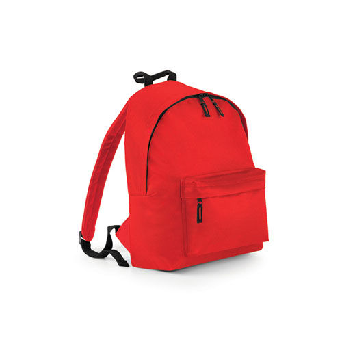 Junior Fashion Backpack [28 x 38 x 19 cm] (bright red) (Art.-Nr. CA890726)