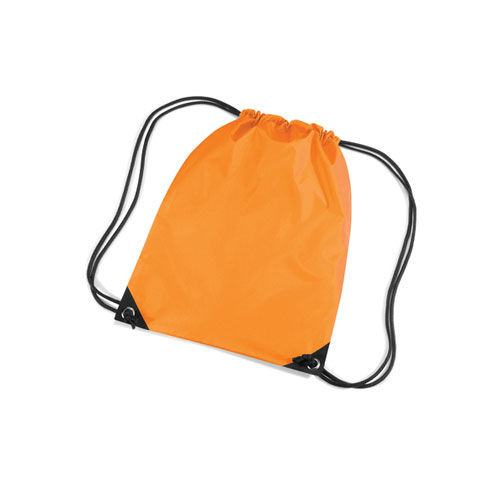 Premium Gymsac [33 x 45 cm] (fluorescent orange) (Art.-Nr. CA894809)