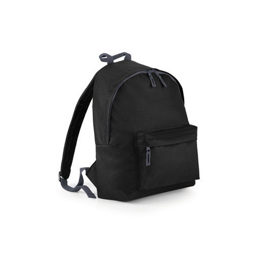 Junior Fashion Backpack [28 x 38 x 19 cm] (black) (Art.-Nr. CA904718)