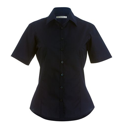 Business Shirt Short Sleeve [36 (S/10)] (dark navy) (Art.-Nr. CA968693)
