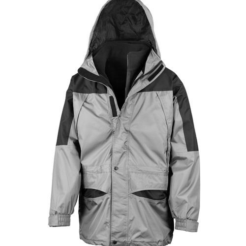 Alaska 3-in-1 Jacket [L] (Grey/Black) (Art.-Nr. CA977185)