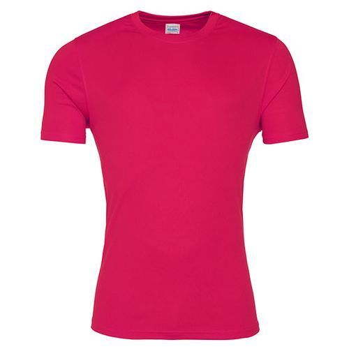 Kids` Cool Smooth T [3/4 (XS)] (Hot pink) (Art.-Nr. CA978592)