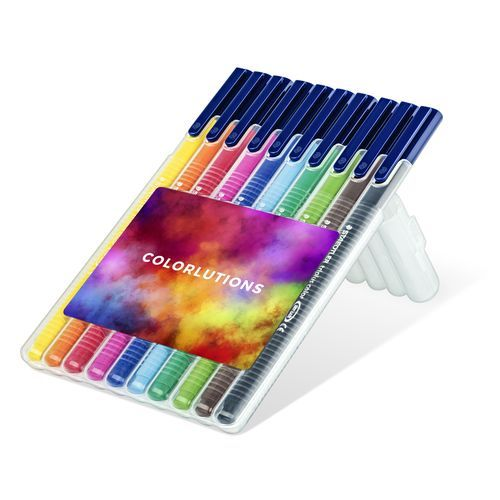 STAEDTLER Box mit 10 triplus color (Art.-Nr. CA992958)