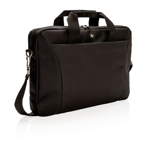"Swiss Peak 15, 4"" Laptoptasche (schwarz) (Art.-Nr. CA104261)"