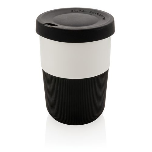 PLA Cup Coffee-To-Go 380ml (schwarz) (Art.-Nr. CA213684)