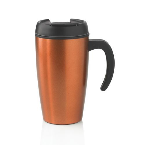 Urban Becher (orange, schwarz) (Art.-Nr. CA349311)