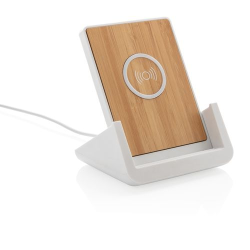 Ontario 5W Wireless-Charger (weiß) (Art.-Nr. CA742671)