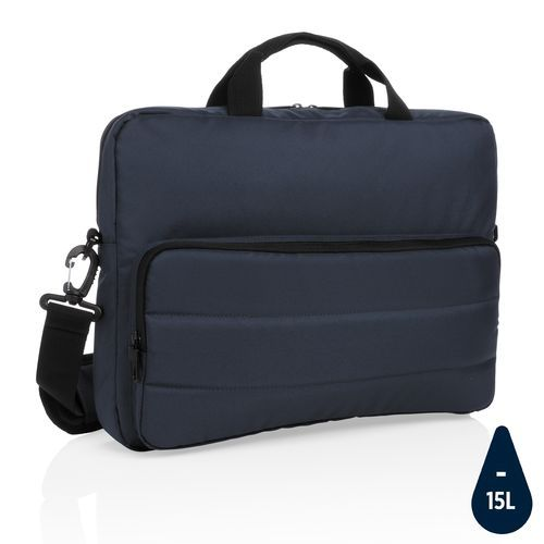 "Impact AWARE™ RPET 15, 6"" Laptop-Tasche (navy blau) (Art.-Nr. CA825684)"