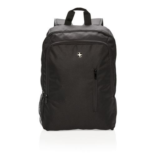 "17"" Business Laptop-Rucksack (Art.-Nr. CA886185) - Gradliniges Styling und clevere Features..."