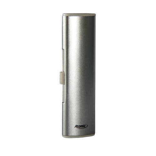 AT-USB Lighter Oval Silver (Art.-Nr. CA198386)