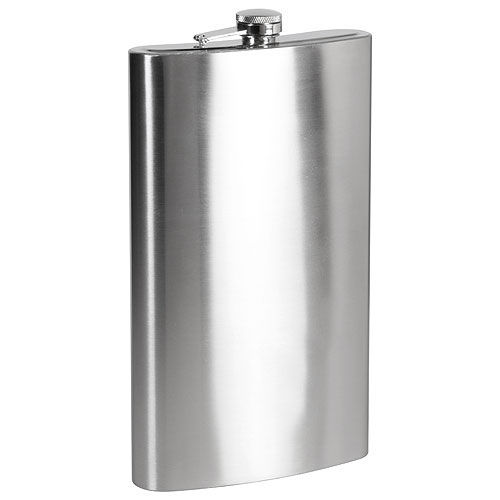 CO-XXL Flachmann (stainless steel) (Art.-Nr. CA836898)
