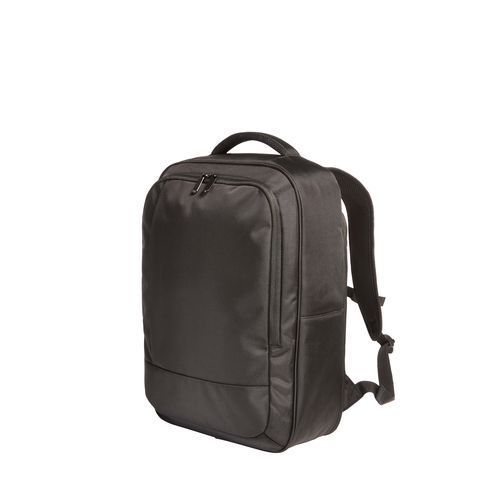 Business-Notebook-Rucksack GIANT (schwarz) (Art.-Nr. CA530759)