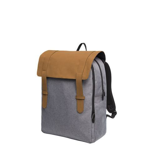 Notebook-Rucksack URBAN (braun) (Art.-Nr. CA585191)
