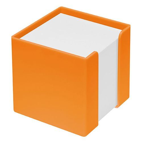 Zettelbox (orange) (Art.-Nr. CA642150)