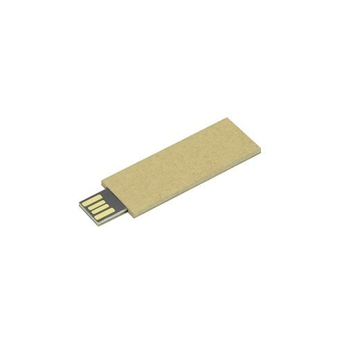 USB Stick Greencard square (individuell) (Art.-Nr. CA896321)
