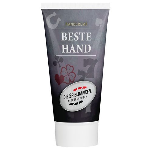 50 ml Tube mit Antibakteriellem Handreinigungsgel (weiß oder transparent) (Art.-Nr. CA392323)