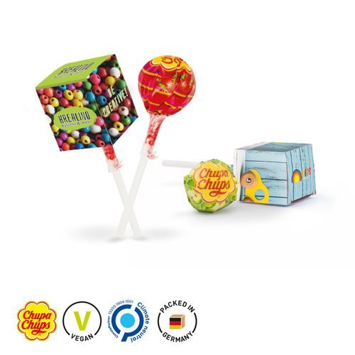 Lolly Box Chupy Chups [100er Pack] (weiß) (Art.-Nr. CA245542)