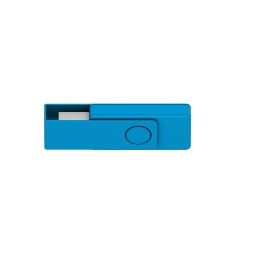 Twista high gloss USB 2.0 (cyan) (Art.-Nr. CA229967)