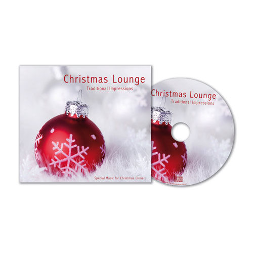 "CD ""Christmas Lounge' (Art.-Nr. CA051622)"