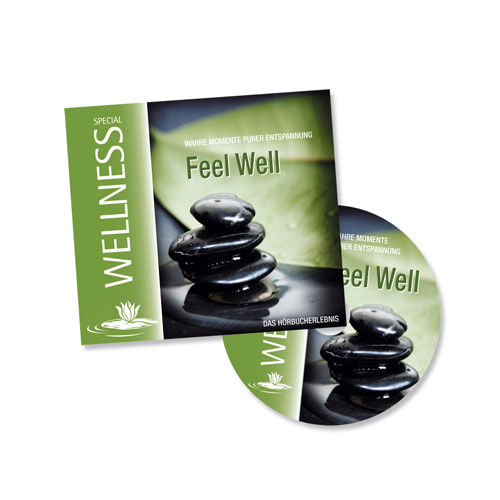 "CD ""Feel Well' (Art.-Nr. CA064504)"