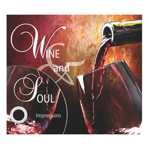 "CD ""Wine & Soul' (Art.-Nr. CA118165)"