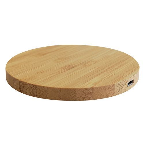 Wireless Charger 'Wood' (Holz) (Art.-Nr. CA628081)