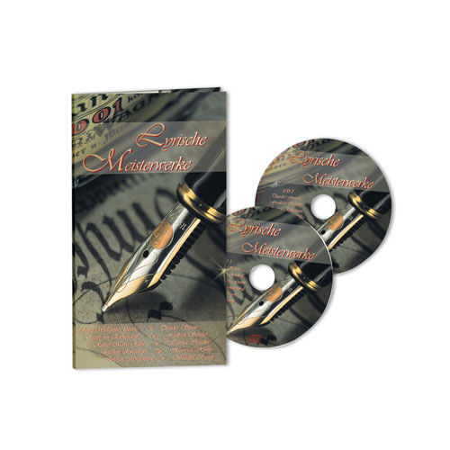 "CD ""Lyrische Meisterwerke Doppel CD' (Art.-Nr. CA800801)"