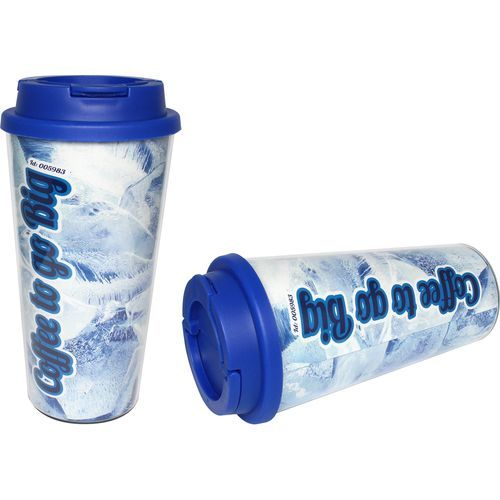 Thermobecher COFFEE To Go Mug Big (Deckelfarbe Reflex blau) (Art.-Nr. CA005835)