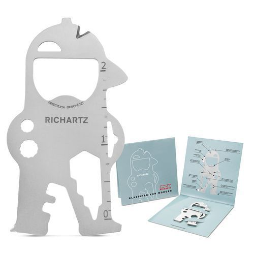 RICHARTZ Key tool Bob (silber) (Art.-Nr. CA371363)