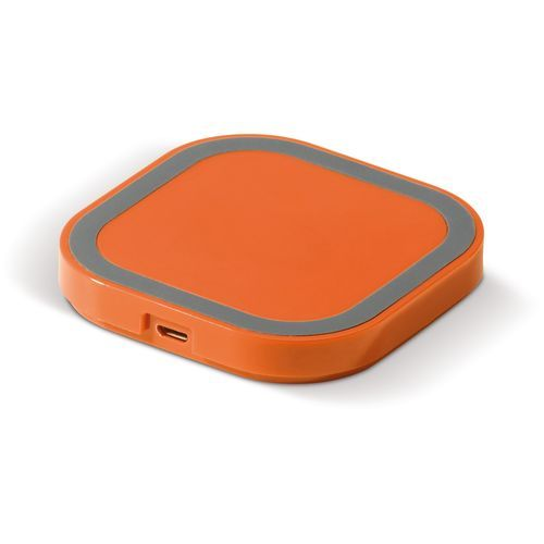 Kabellose Ladestation 5W (orange) (Art.-Nr. CA249507)
