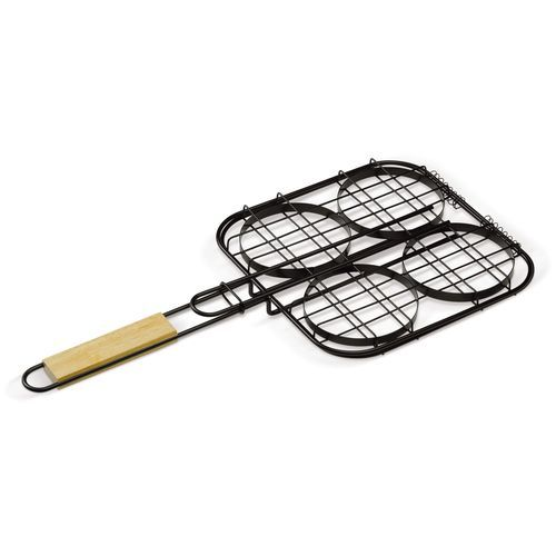 Barbecue Hamburger Grill (Holz) (Art.-Nr. CA639943)