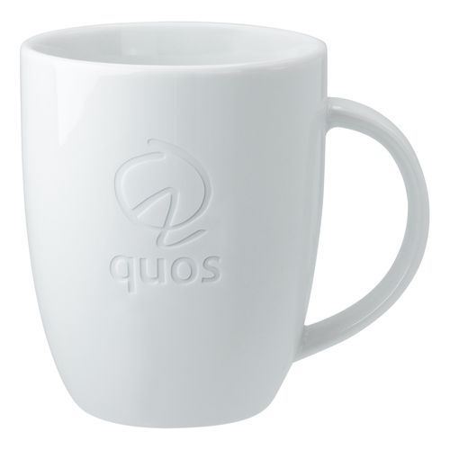 Tasse Rio, Made in EU [0.26 L] (uni weiß) (Art.-Nr. CA348385)