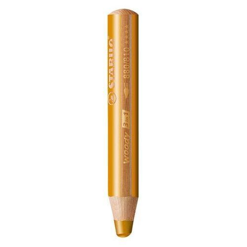 STABILO woody 3 in 1 Farbstift (gold) (Art.-Nr. CA090287)