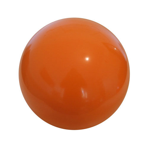 PVC Werbeball 6,5'/16cm, 110g (orange) (Art.-Nr. CA164119)