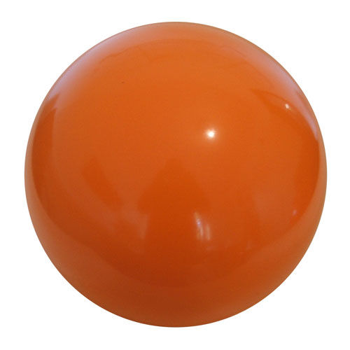 PVC Werbeball 8,5'/22cm, 130g (orange) (Art.-Nr. CA693239)