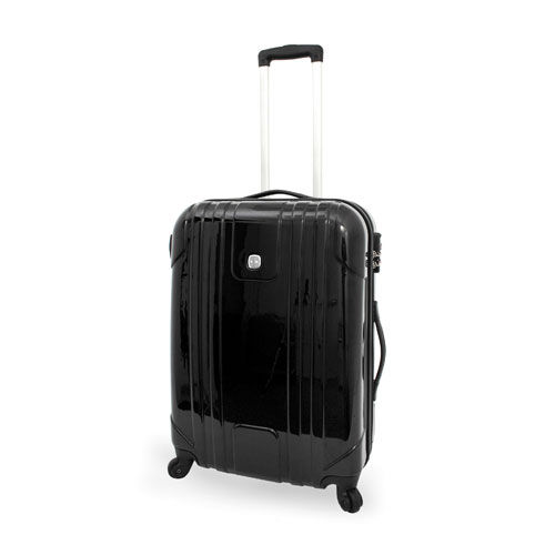 Wenger PC Light 4 Rollen Trolley 66 cm (schwarz) (Art.-Nr. CA720827)